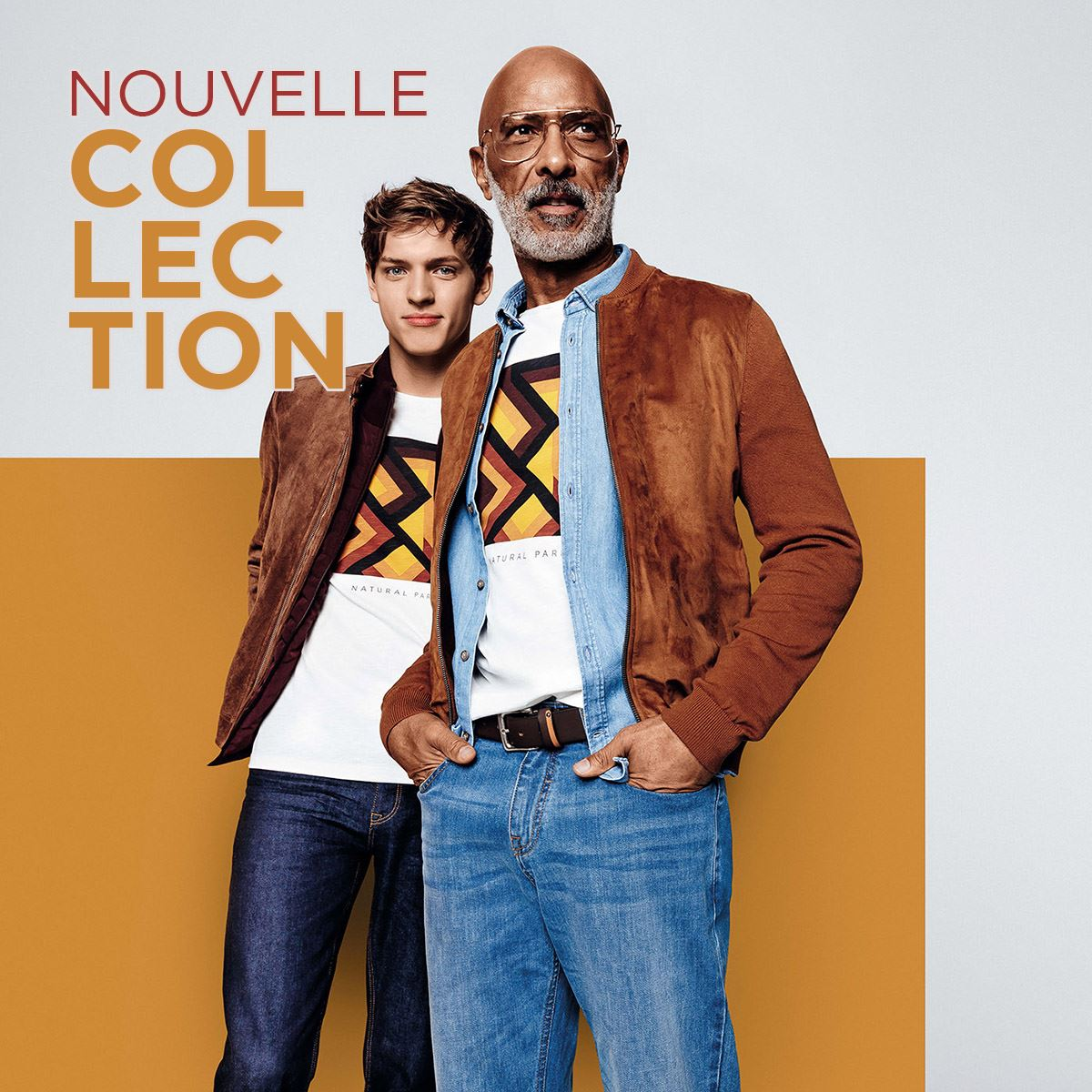 Nouvelle collection Brice