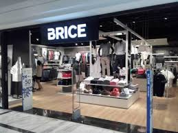 Devanture de magasin Brice