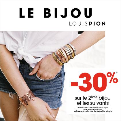 Bon plan le bijou Louis Pion Galerie Saint-Médard