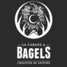 Logo Boutique Cabane A Bagels galerie saint-médard-logo