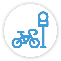 Galerie Saint-Médard : Parking vélo