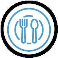 Galerie Saint-Médard : Restaurants