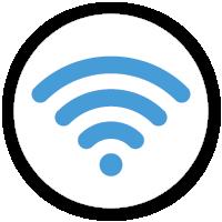 Galerie Saint-Médard : Wifi