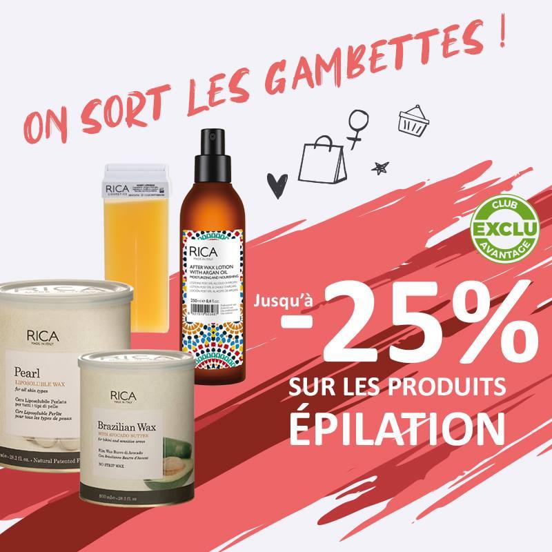 Bleu Libellule : -25 % Sur Les Produits D'épilation