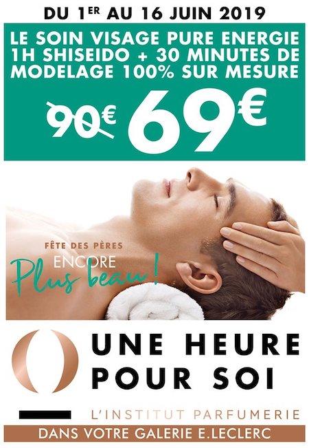Bon plan Une Heure Pour Soi galerie Saint-Médard