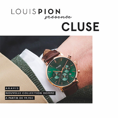 Louis Pion Nouvelle Collection Cluse Galerie Saint-Médard