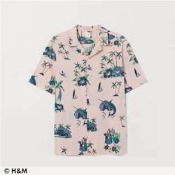 Chemise d'été h&m