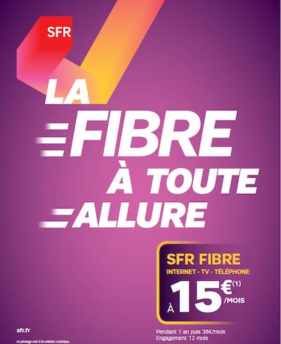 SFR Fibre Galerie Saint-Médard
